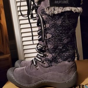 Mukluks Warm and cozy Winter boots